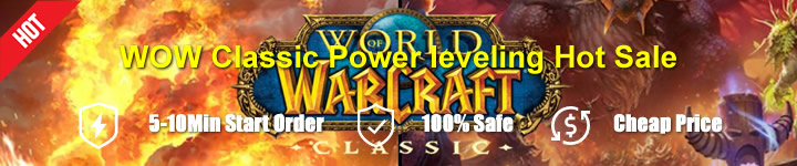 wow classic power leveling